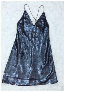 Essue Sequined Dress.